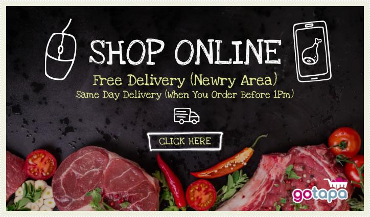 Shop Online Banner